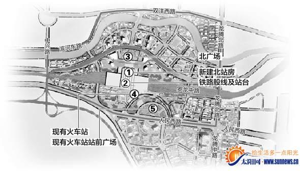 龙岩飞机场规划图
