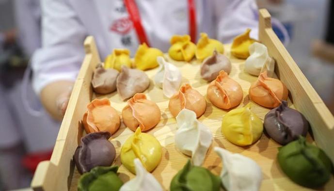 """(亚洲文明对话大会)(5)亚洲美食节:""""面团的故事"""""""