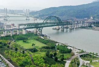 福州打造16公里环江景观路