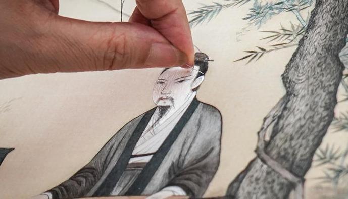 (图片故事)(2)苏绣传人姚惠芬:妙手神针绣慧心